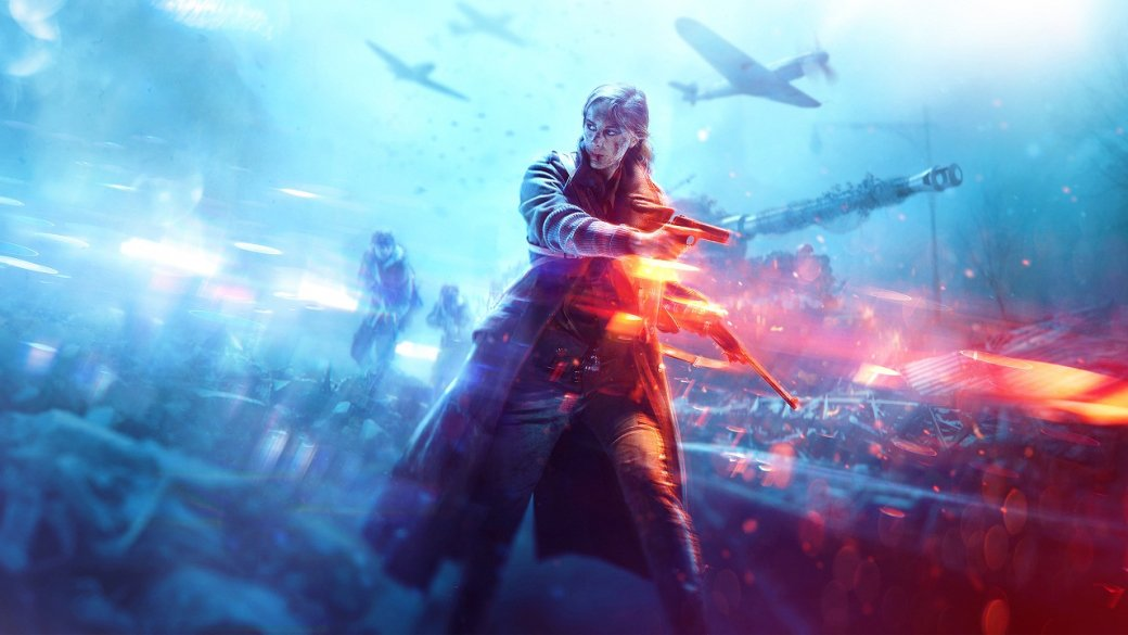 E3 2018. Battlefield Vпоказали вживую— иона выглядит здорово! | Канобу - Изображение 0