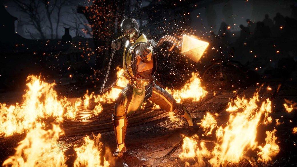 Голосование. Лучшая часть Mortal Kombat по мнению читателей «Канобу» — выбираем вместе | Канобу - Изображение 2020