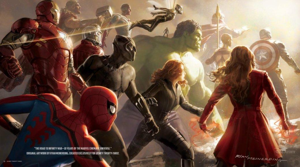 Мстители: Война Бесконечности (2018), фильм – дата выхода, трейлер, кадры и фото,что ждать от фильма | Канобу - Изображение 4