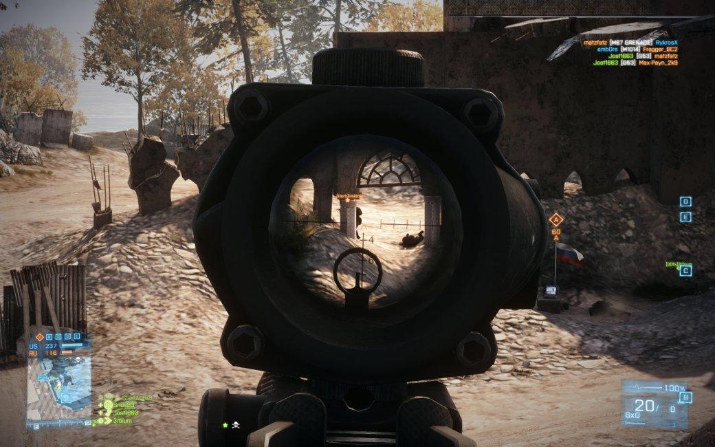 Рецензия на Battlefield 3: Aftermath | Канобу - Изображение 4