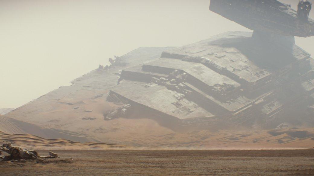 Осюжете Star Wars Battlefront IIиважных героях, которых показали вигре | Канобу - Изображение 9725
