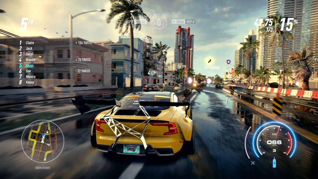Need for Speed: Heat — первая NFS за много лет, которую почти не за что ругать | Канобу - Изображение 0