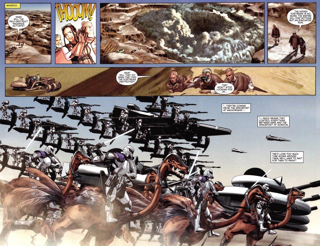 Лучшие комиксы про Звездные войны - список самых интересных комиксов по вселенной Star Wars | Канобу - Изображение 73