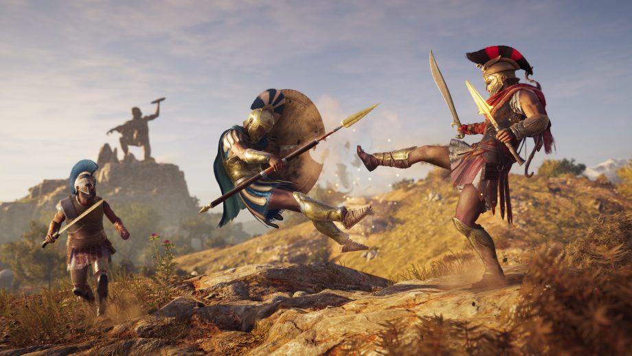 Найди меня, если сможешь: в Assassin's Creed Odyssey появится режим без маркеров на карте | Канобу - Изображение 2265