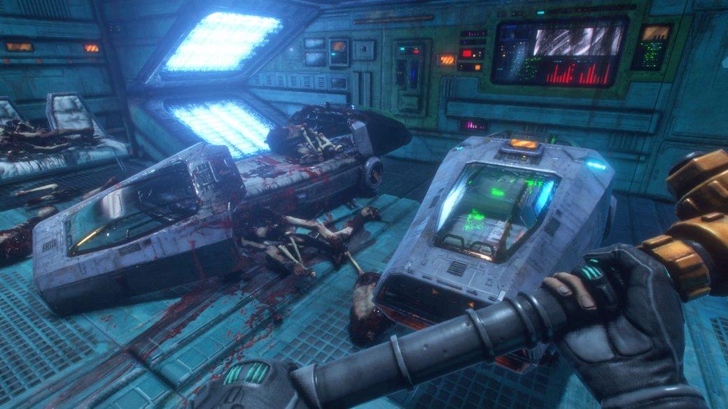 Ремейк System Shock вернулся к жизни, но выйдет не раньше 2020 года. - Изображение 1