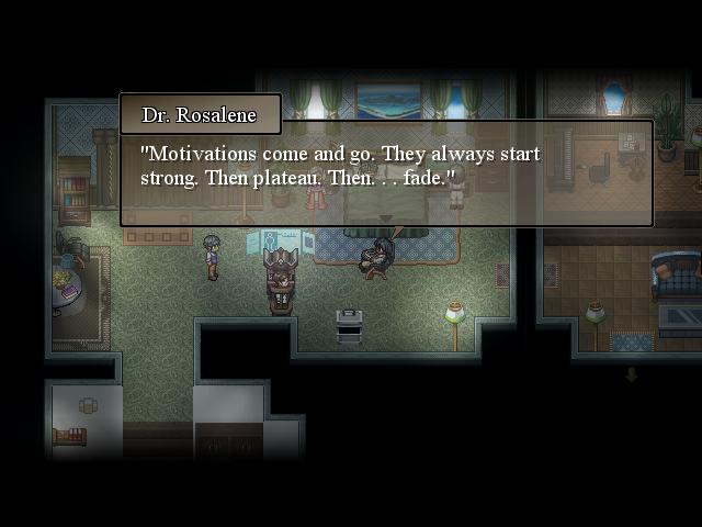 Рецензия на Finding Paradise — игра от создателей To the Moon, A Bird Story | Канобу - Изображение 6385