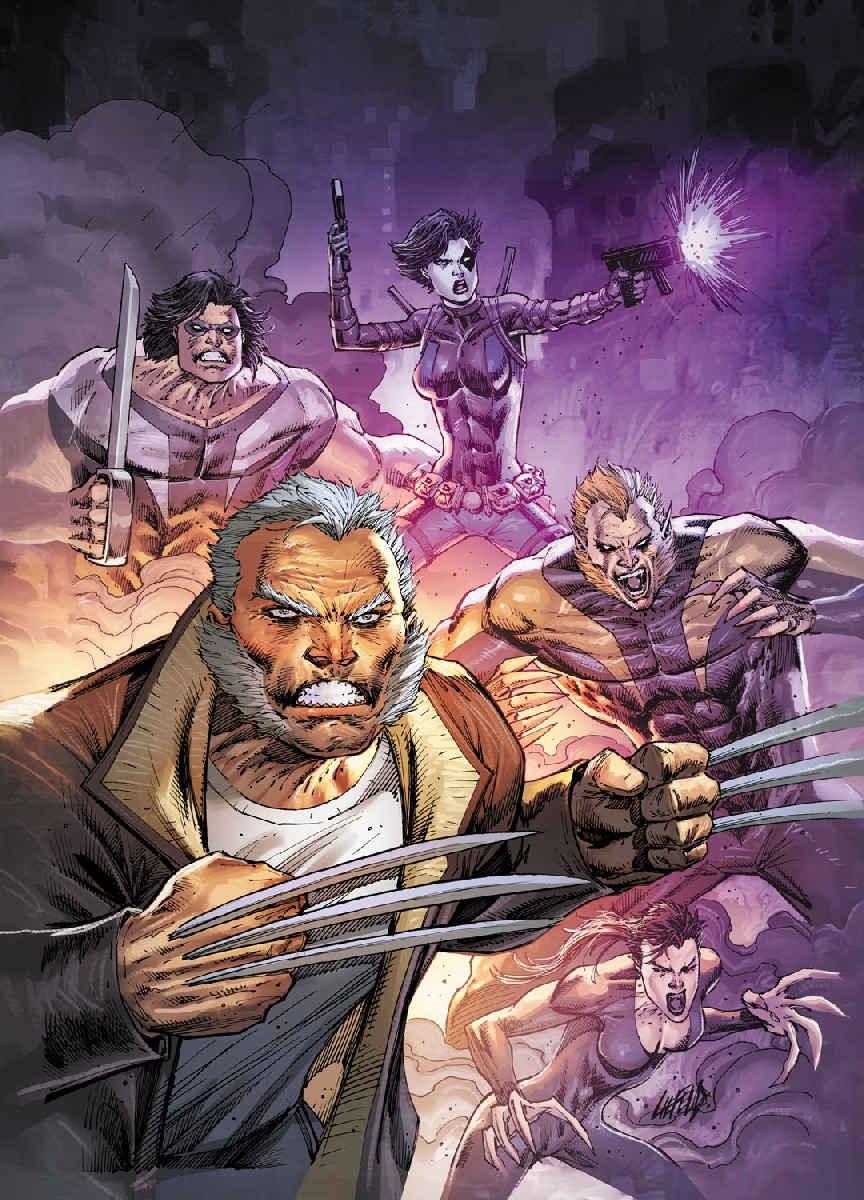 Оружие Икс: Небезупречные герои, сражающиеся с ужасными монстрами   Канобу - Изображение 4827
