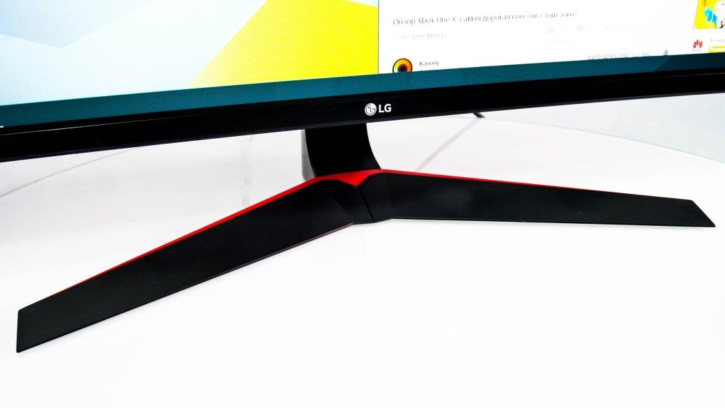 Пора расширять границы: обзор монитора LGCurved Ultrawide. - Изображение 4
