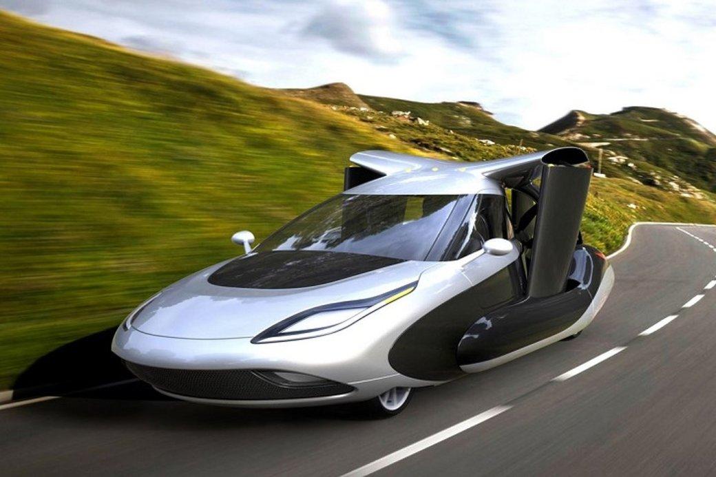 Летающие автомобили: насколько это реально? | Канобу