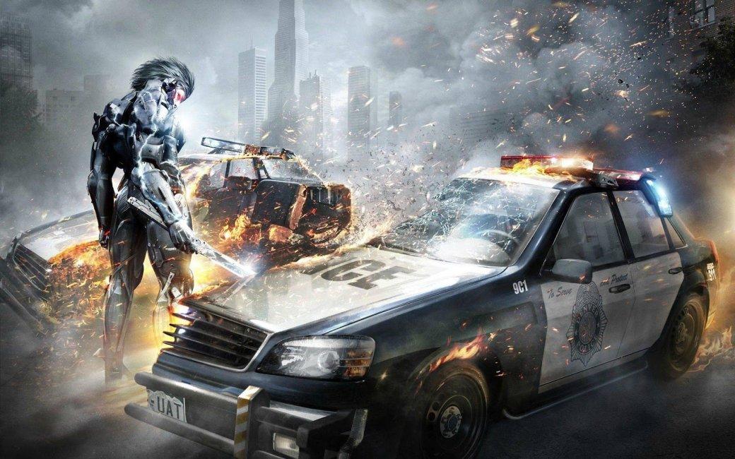 Рецензия на Metal Gear Rising: Revengeance | Канобу - Изображение 7857