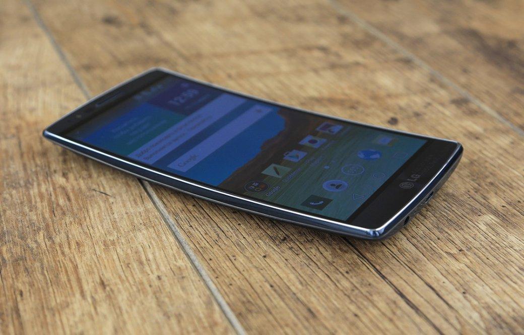 Складные экраны в прошлом. LG работает над растягивающимся смартфоном | Канобу - Изображение 3154