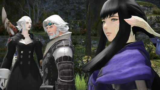 Теперь в Final Fantasy XIV можно играть бесплатно до 35 уровня | Канобу - Изображение 1