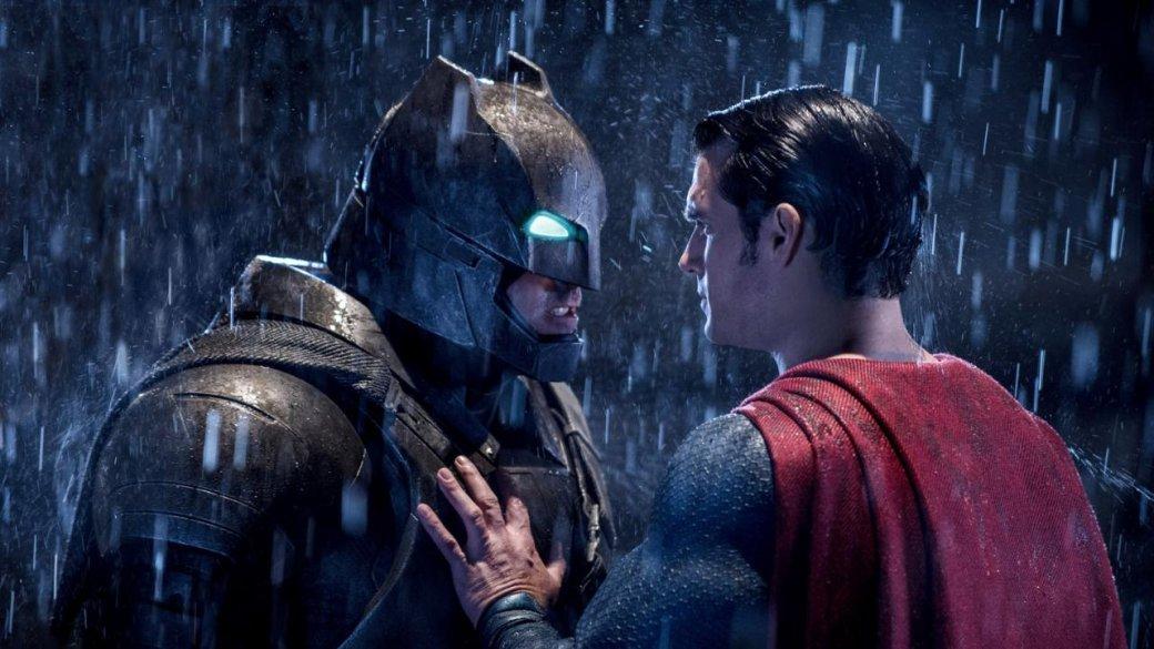 Рецензия на «Бэтмен против Супермена: На заре справедливости»   Канобу