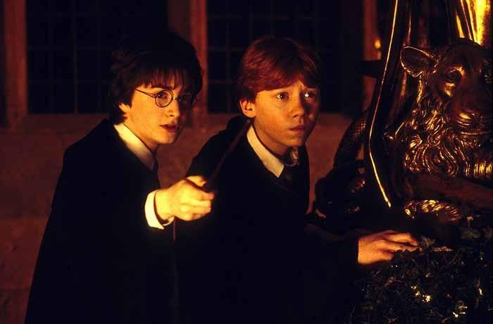 Все фильмы про Гарри Поттера - список частей по порядку, топ лучшего кино про Гарри Поттера   Канобу