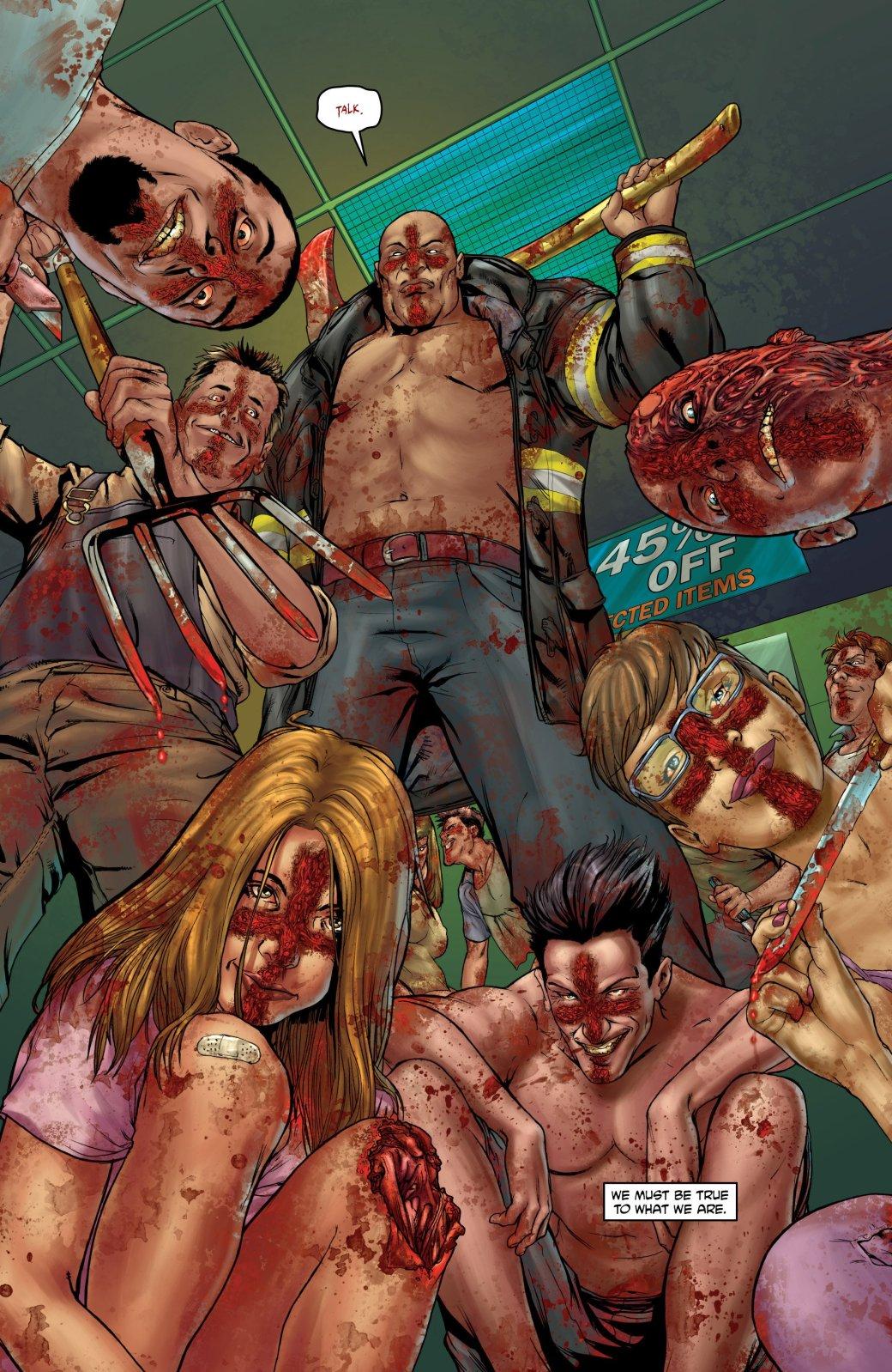Самые жуткие и отвратительные хоррор-комиксы   Канобу - Изображение 19