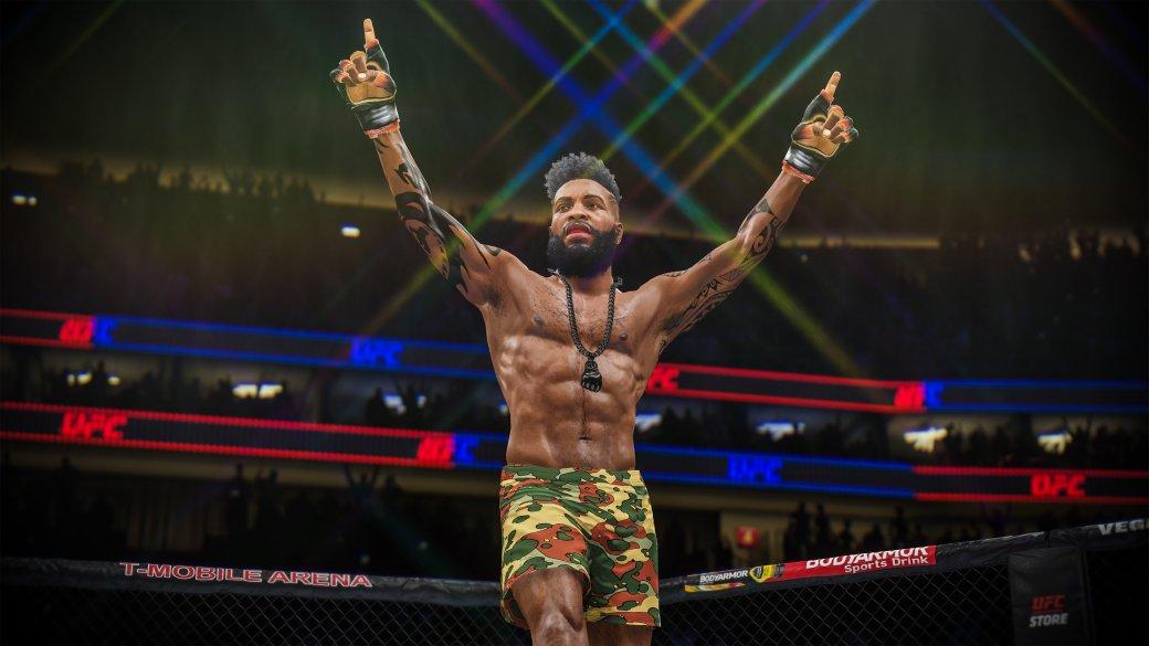 Обзор UFC 4 - рецензия на игру UFC 4 | Рецензии | Канобу