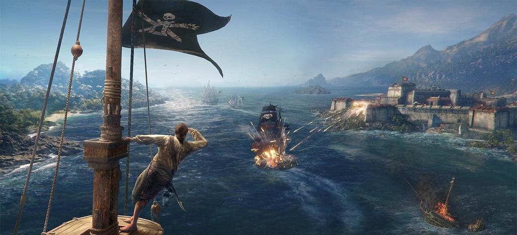 Ubisoft снимет сериал поSkull & Bones. Аведь игра еще даже невышла   Канобу - Изображение 3256