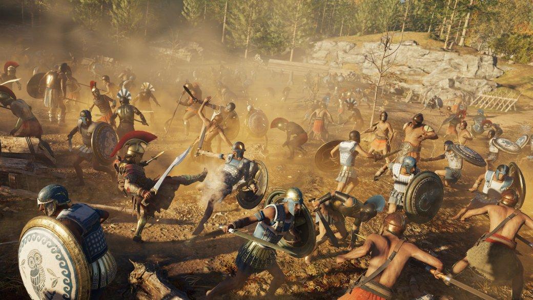 Контекст. Древняя Греция в Assassin's Creed: Odyssey | Канобу - Изображение 3
