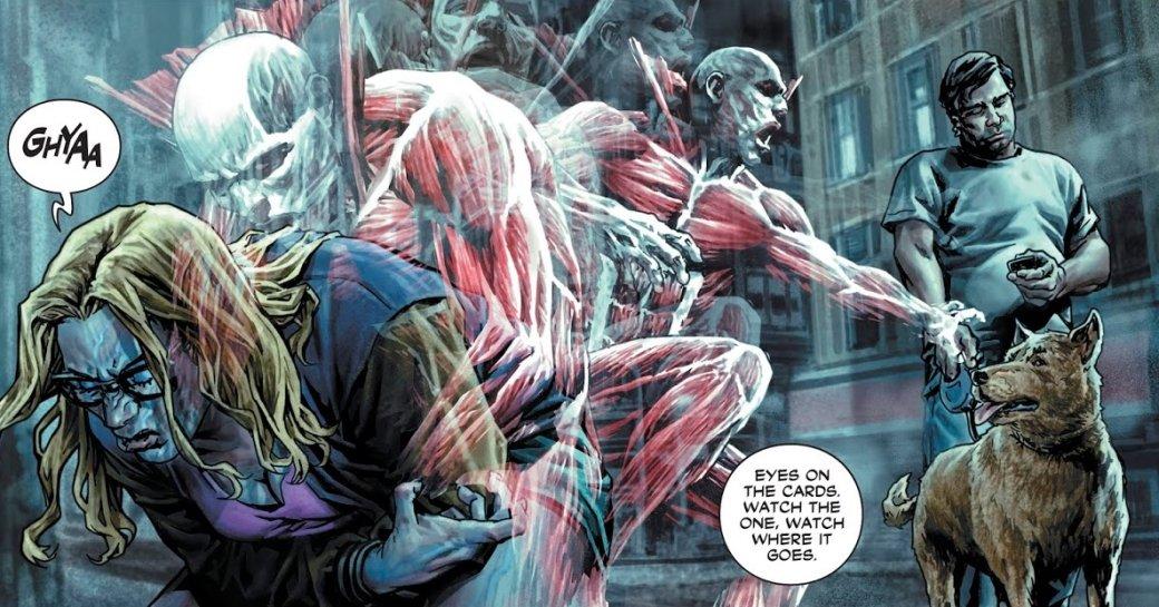 Обзор сценария «Темной Лиги справедливости» Гильермо Дель Торо. Константин и немного хорошего экшена | Канобу - Изображение 3560