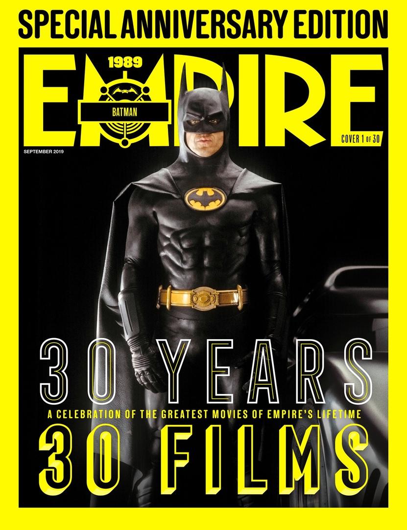 Бэтмен, Терминатор и другие культовые персонажи на юбилейных обложках Empire   Канобу - Изображение 2