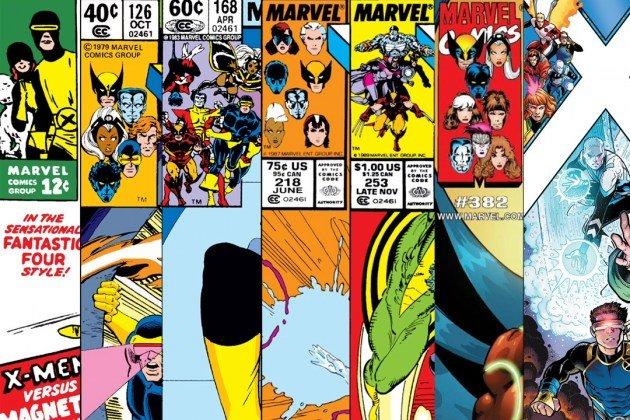 Marvel вернет традиционное оформление комиксов, начиная с«Людей Икс»   Канобу - Изображение 1576