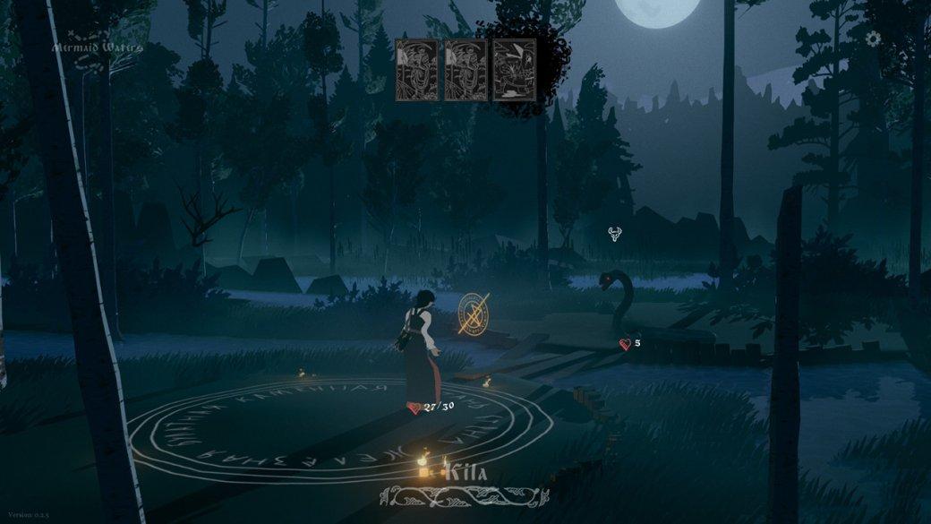 Black Book— игра ославянской мифологии, леших, водяных иведьмах. Мыпоговорили сеедизайнером   Канобу - Изображение 780