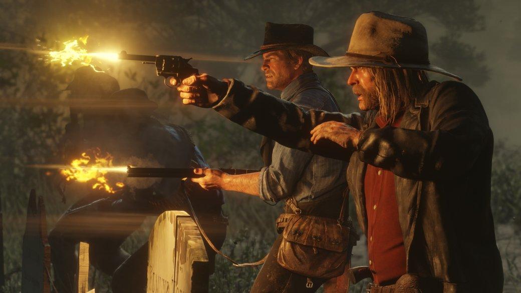 10 фактов о Red Dead, Red Dead Redemption и Red Dead Redemption 2, которые выдолжны знать  | Канобу