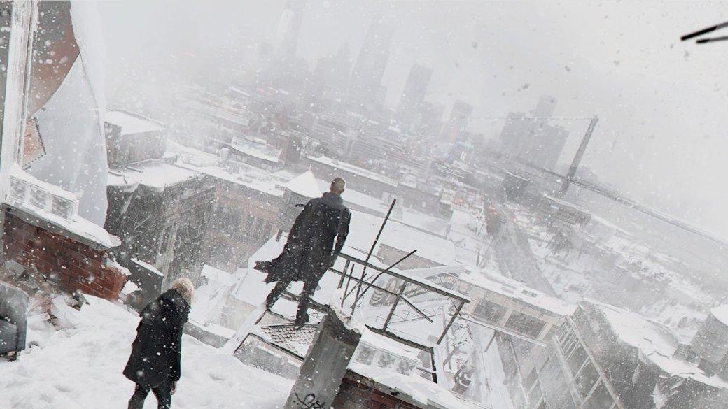 20 правдоподобных скриншотов Detroit: Become Human. - Изображение 1