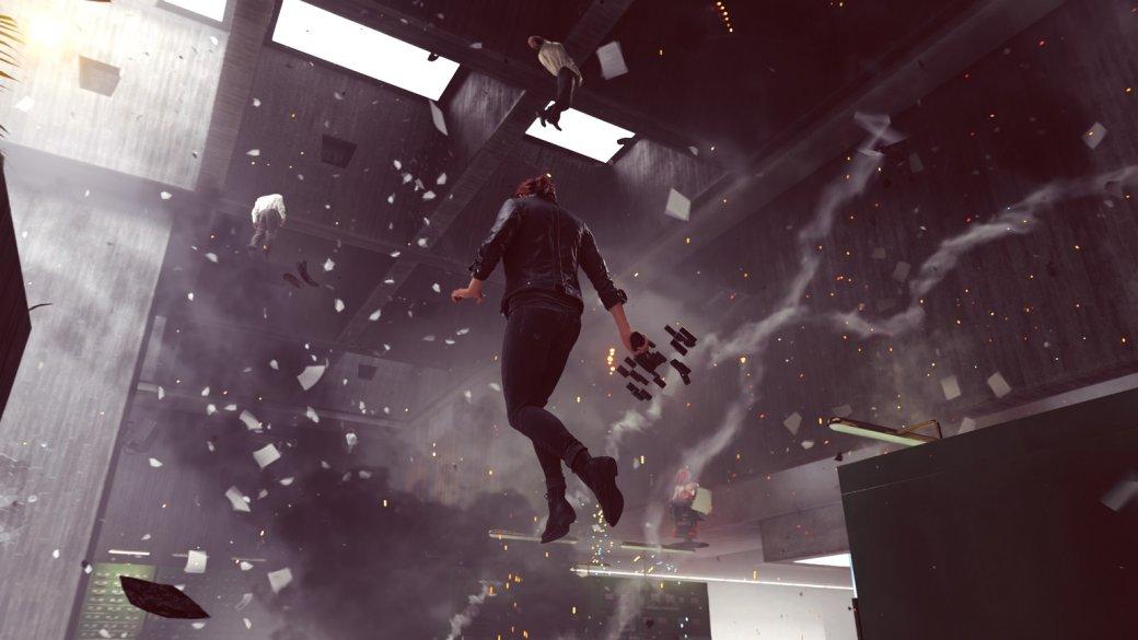 ПревьюControl— впечатления отновой игры студии Remedy, авторов Alan Wake иMax Payne | Канобу - Изображение 2