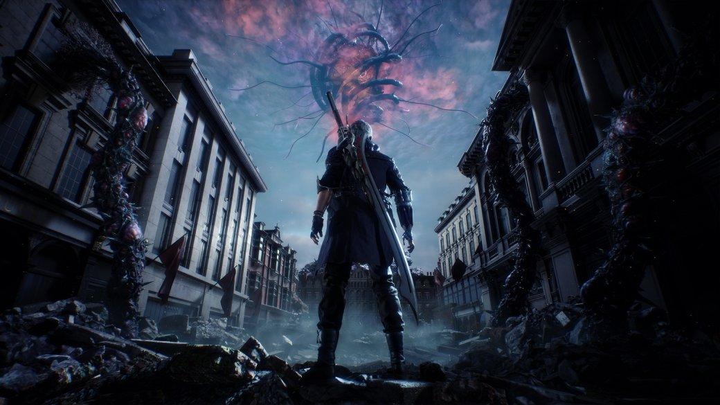 Gamescom 2018. Devil May Cry 5 верна традициям серии, и это прекрасно | Канобу