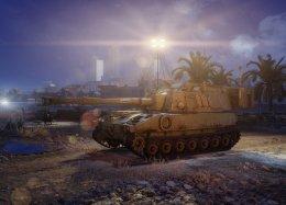 Второй сезон сюжетной кампании Armored Warfare получил название «Арабская ночь»