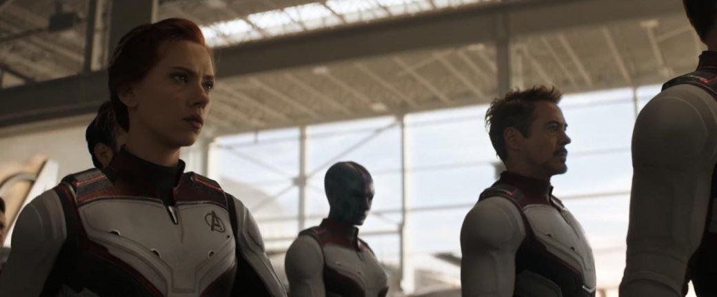 Очень много новых промо-артов по«Мстителям: Финал» (есть даже сновой броней Таноса!)   Канобу - Изображение 6362