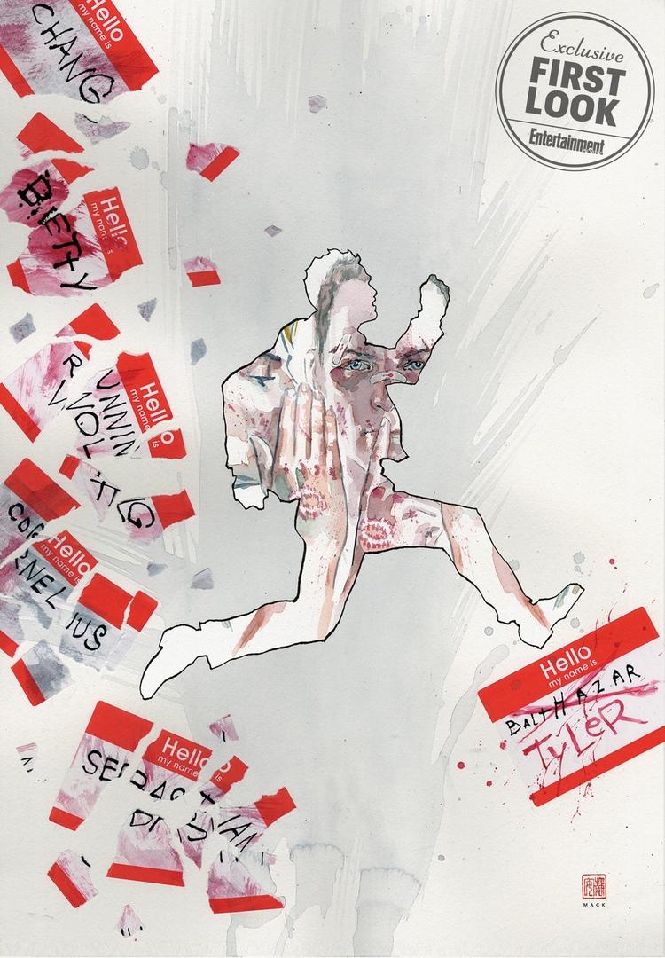«Бойцовский клуб» возвращается. Чак Паланик напишет еще одно продолжение— снова ввиде комикса   Канобу - Изображение 2