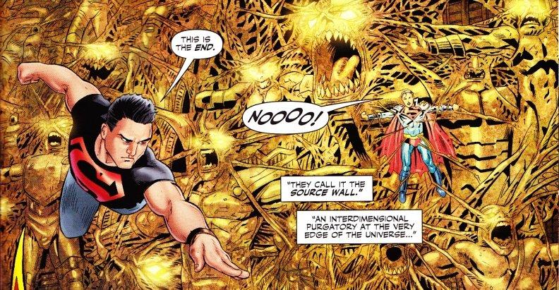 Кем может оказаться Мистер Оз в комиксах DC?  | Канобу - Изображение 3958