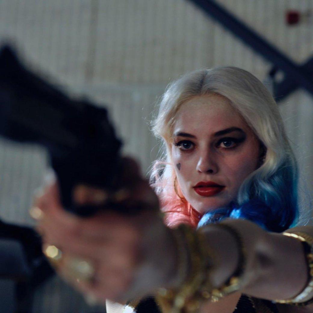 Режиссер «Отряда самоубийц» показал альтернативный внешний вид Харли Квинн | - Изображение 2