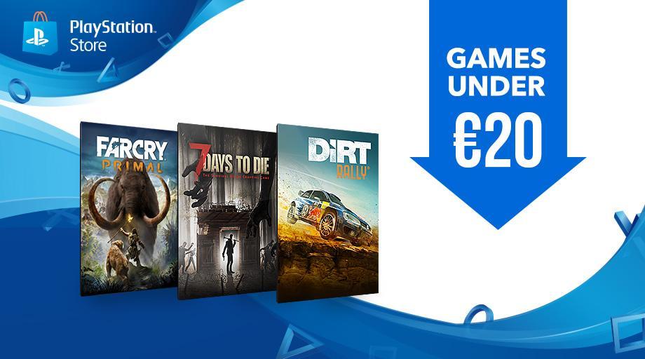 Не только инди: в PS Store стартовала распродажа «Игры до 1400 рублей» | Канобу - Изображение 1