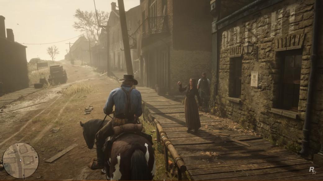 Что нового мыузнали изгеймплея Red Dead Redemption 2: глубокий мир, своя банда, социальные связи. - Изображение 7