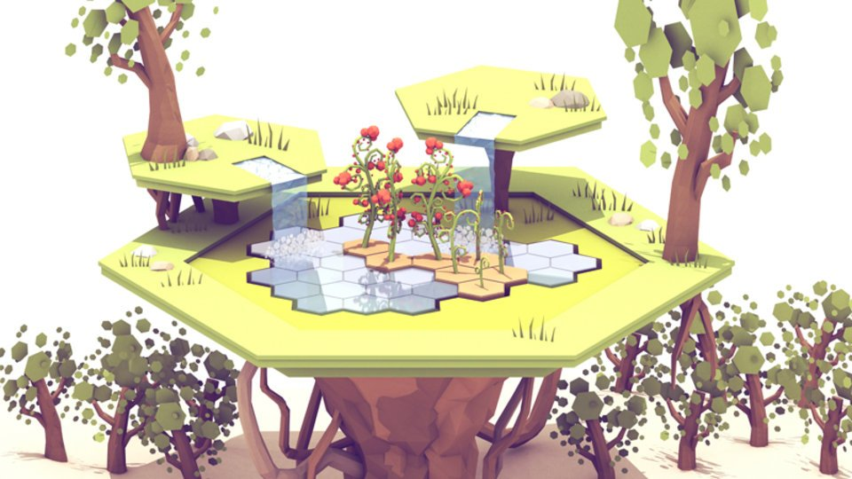 Создатели Race the Sun разрабатывают садоводческий пазл  | Канобу - Изображение 7180