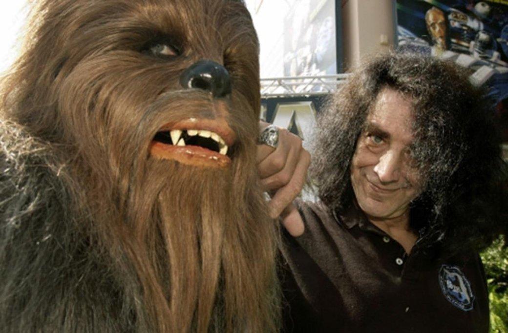 Питер Мейхью, сыгравший Чубакку в «Звездных войнах», ушел из жизни | Канобу - Изображение 9224