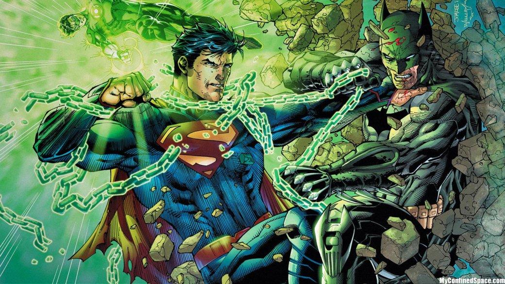 10 вещей, позволяющих Бэтмену победить Супермена | Канобу - Изображение 6