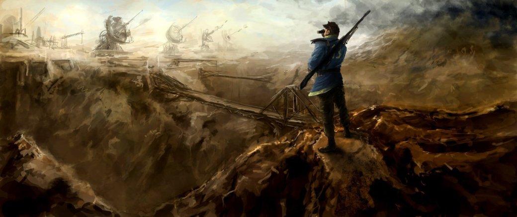 Лучший арт мира Fallout | Канобу - Изображение 27