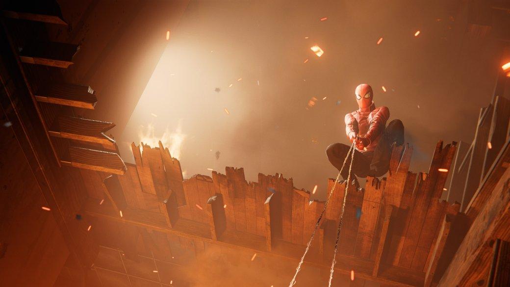 Рецензия на Spider-Man (2018) — лучшая игра про Человека-Паука, не лучший опенворлд | Канобу - Изображение 2