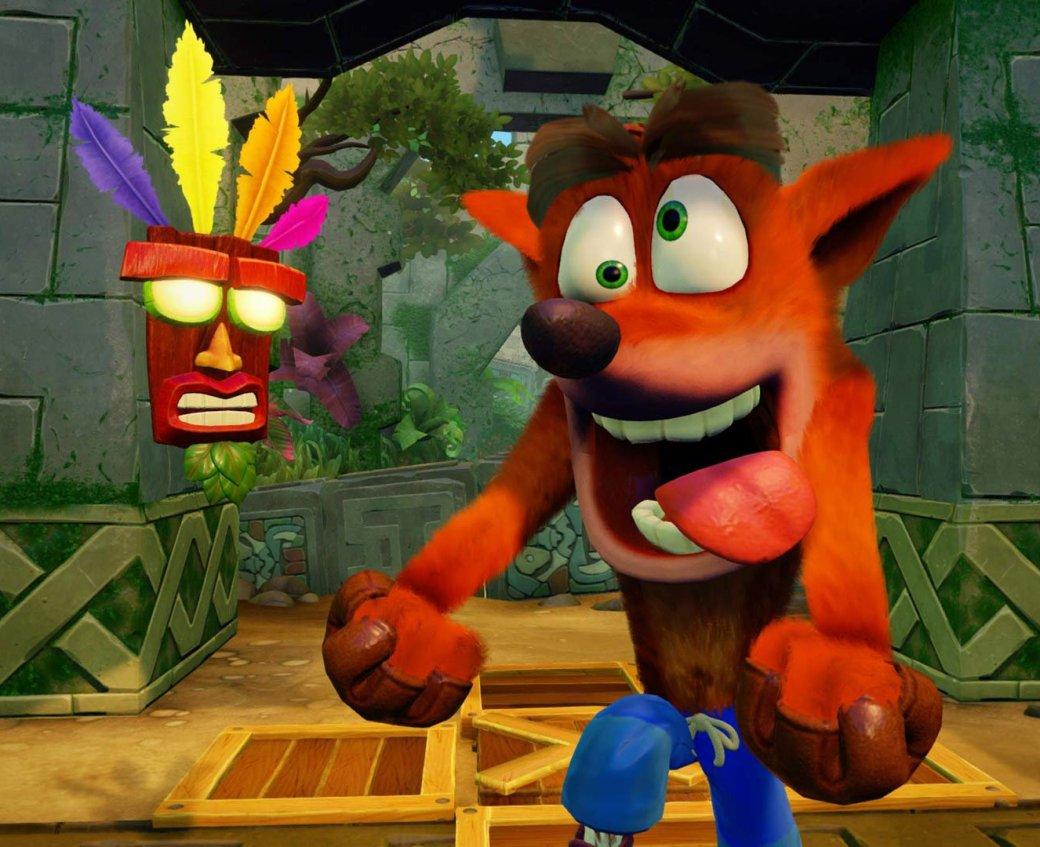 PlayStation 1 Strikes Back. Разбираем Crash Bandicoot N. Sane Trilogy. - Изображение 12