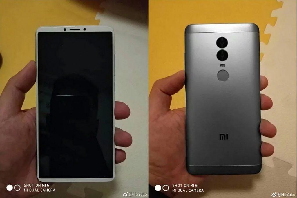 ВСети появились слитые фото ихарактеристики Xiaomi Redmi Note5. Хороший, нообычный смартфон. - Изображение 2