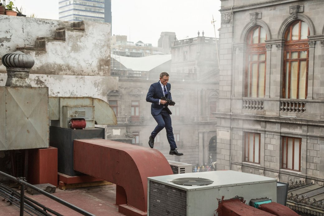 Рецензия на «007: СПЕКТР» | Канобу - Изображение 12234