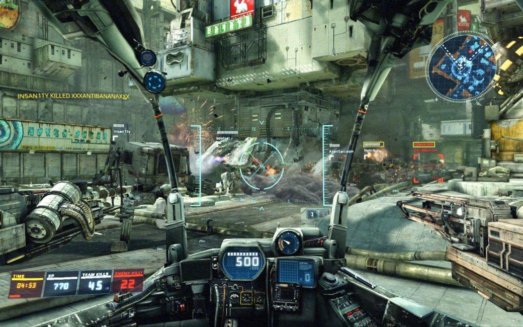 Mechwarrior Online VS Hawken: Битва роботов | Канобу - Изображение 1