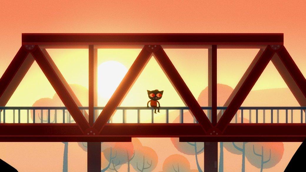 Одна излучших игр года, Night inThe Woods, анонсирована для мобильных устройств. - Изображение 1
