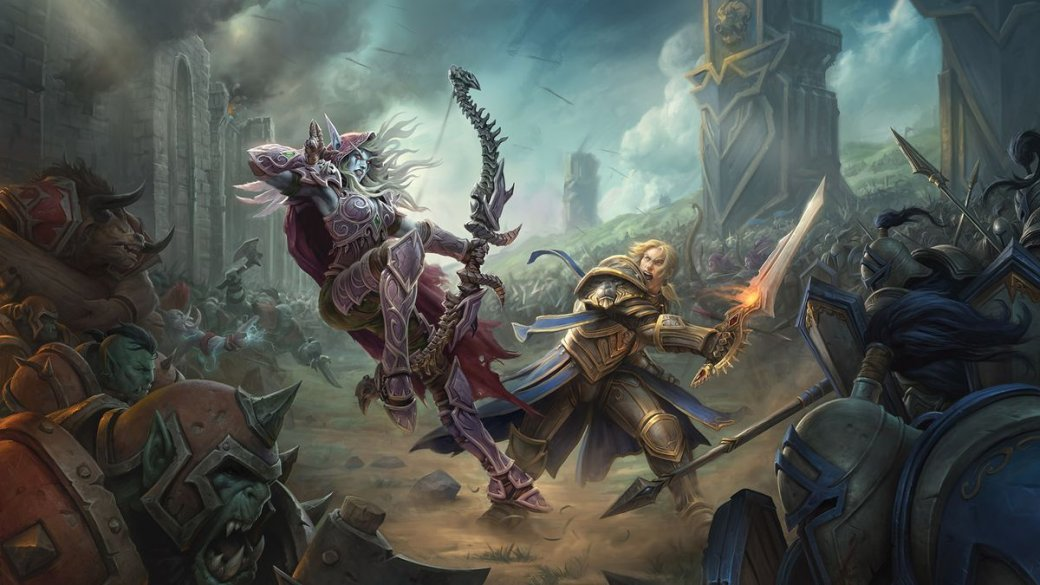 World of Warcraft: Battle for Azeroth за 1499 и многое другое: Черная пятница в Battle.net | Канобу - Изображение 9579