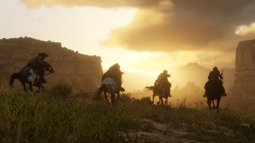 В Red Dead Redemption 2 сделали упор на интерактивность игрового мира, но как именно? Новые детали! . - Изображение 5