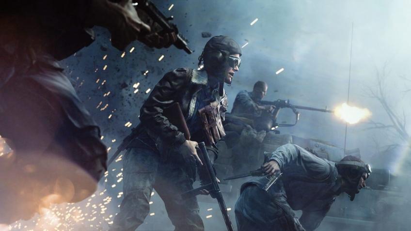Утечка: появился первый ролик про «королевскую битву» в Battlefield V